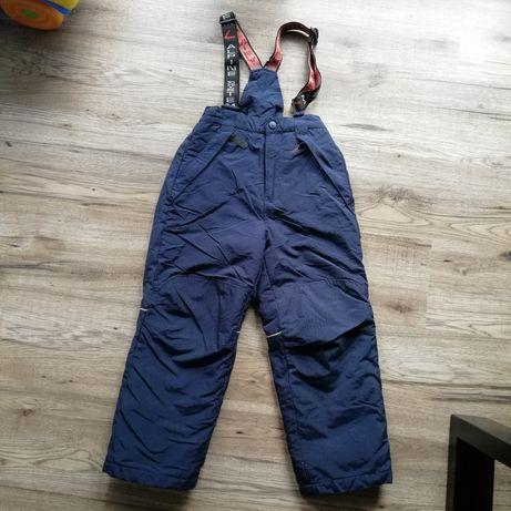 spodnie 12 lat zima olx narciarskie