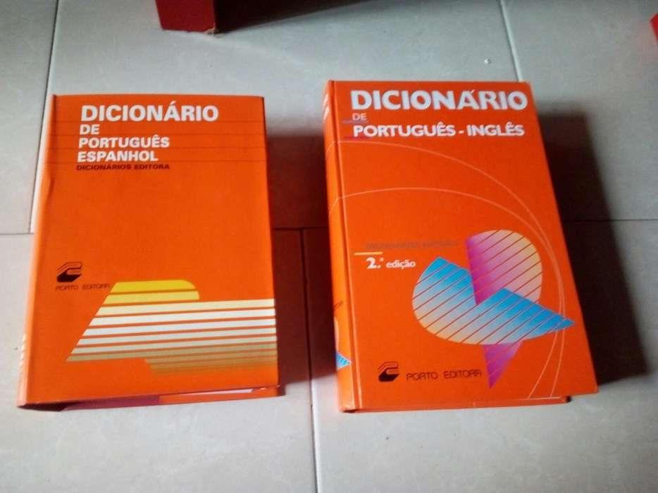 Dicionários de estudo