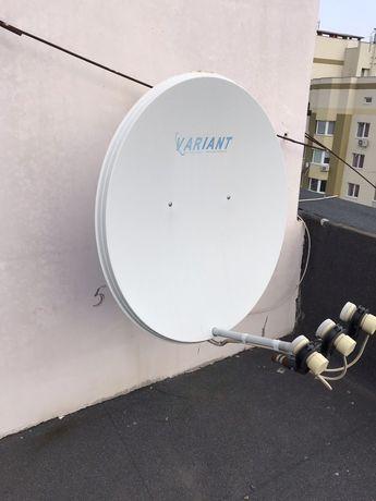 купить спутниковую антену голден интерстар