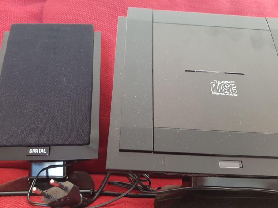 Rádio c CD player