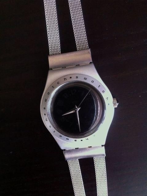 ab7c6a44868 Relógio Swatch Irony (original)