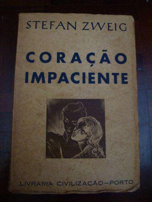 Stefan Zweig Coração Impaciente