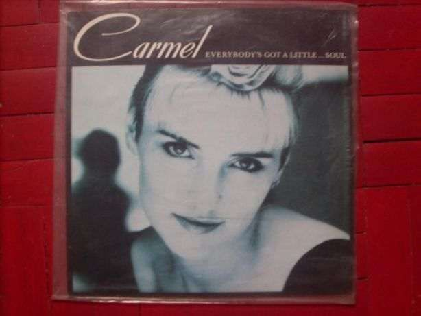 Lp vinil Carmel
