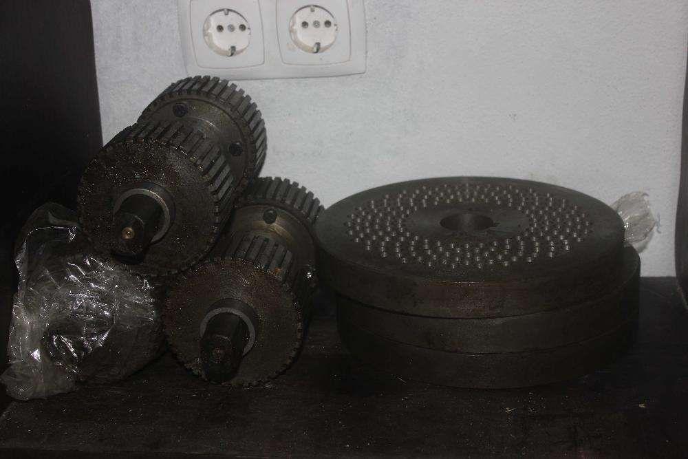 Prato - Matriz para granuladora de pellets de jardim - 23cm