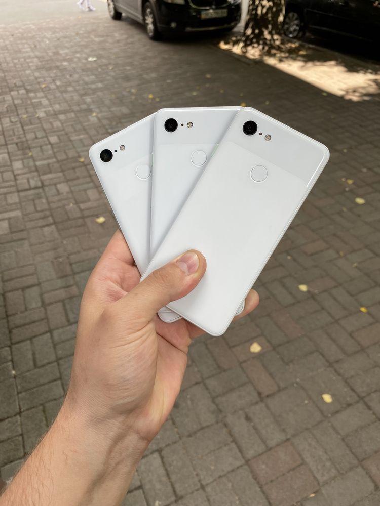 Google Pixel 3 64gb White Чудовий Стан! Див. Фото