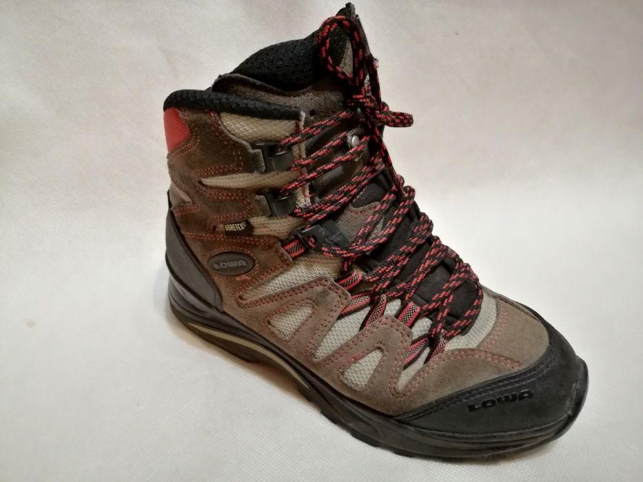 Lowa Damskie Wysokie Buty Trekkingowe Gore Tex R 37 5 Swidnik Olx Pl