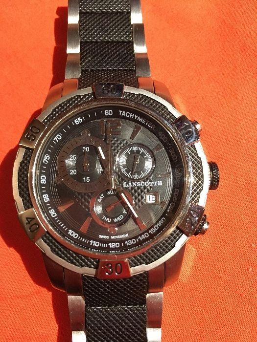7a460289b96 Relógio Lanscotte - Master chronograph Mafamude E Vilar Do Paraíso • OLX  Portugal