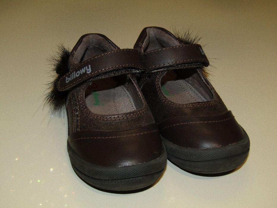 bbe1da2b9 sapatos castanhos como novos- tamanho 36 - Coimbra