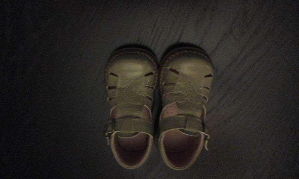 Sapatos de cerimonia para menina