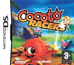 jogo COCOTO RACERS - nintendo DS