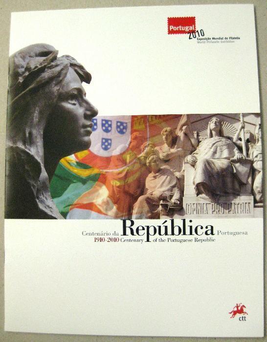 2 Carteiras do Centenário República I / II - 2 volumes