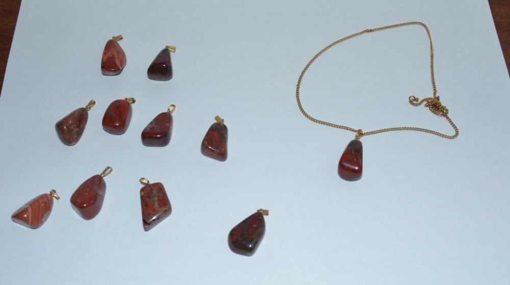 9501d291677 Pedras Semi-preciosas – Jaspe Sardenha – Amor