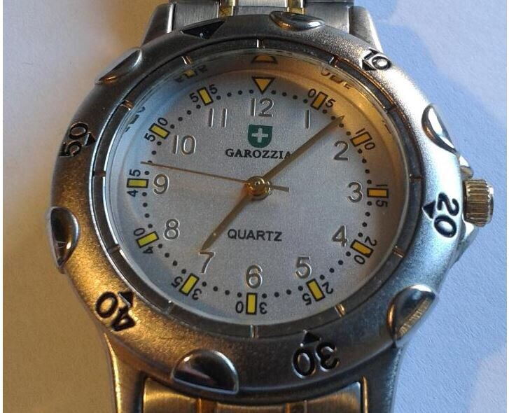 6a20d483a08 6 relógios Garozzia Quartz Japan - Novos