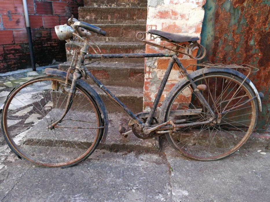 623e4128a4a Bicicletas Antigas em Marinha Grande - OLX Portugal