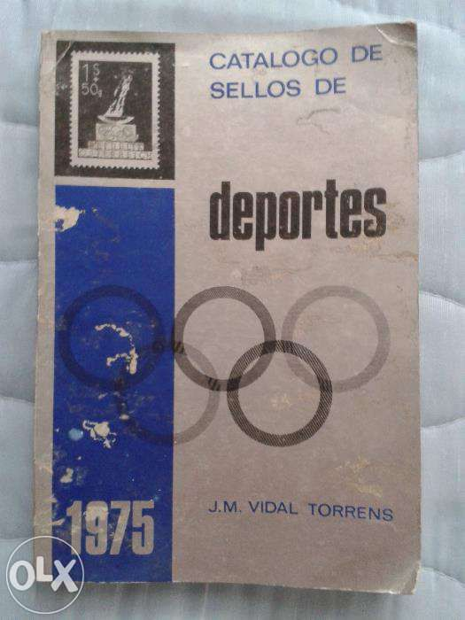 catalogo selos desporto