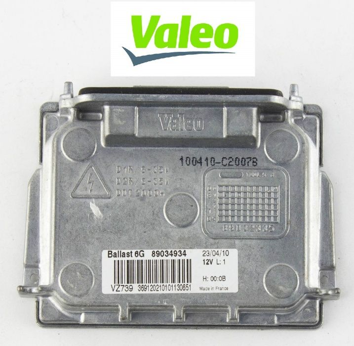 Balastro Xenon Valeo 6G 043731