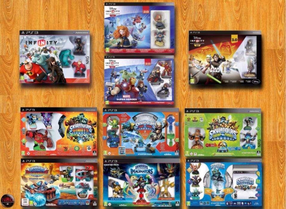 [PS3] 200 Jogos INFANTIS < 12 Anos (Vendo à Unidade - Ver Preços) Penha De França - imagem 8