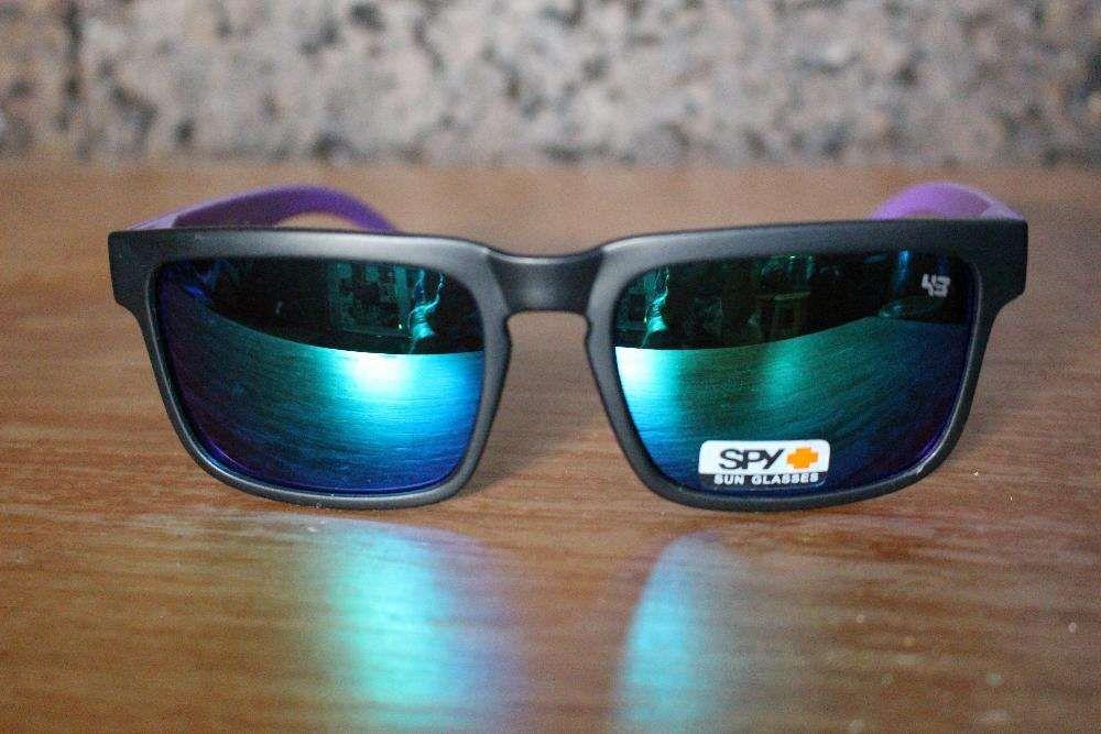 23ba0467a3854 Oculos de sol SPY Ken Block - Roxo Preto zebra (NOVO) Corroios • OLX ...