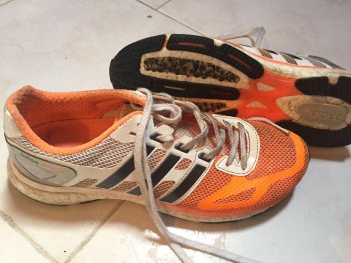 Tenis sapatilhas Nike lunarspider adidas adios boost