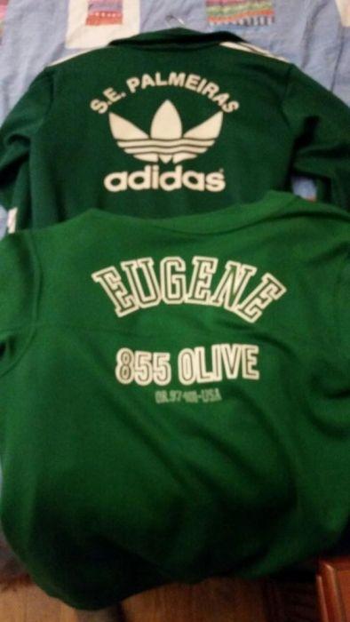 Casaco adidas Palmeiras (versao limitada)
