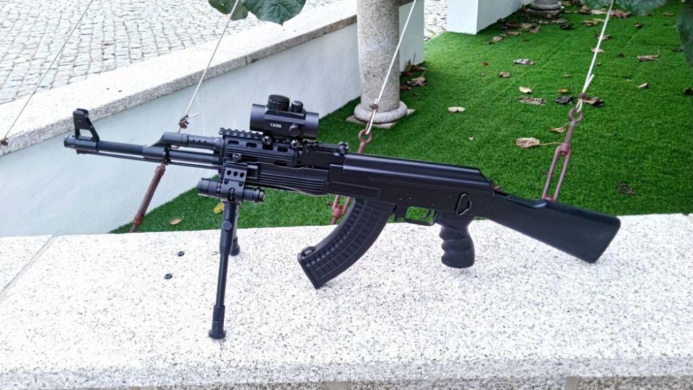 RIFLE AK47 NOVA, 400fps, eléctrica - Airsoft