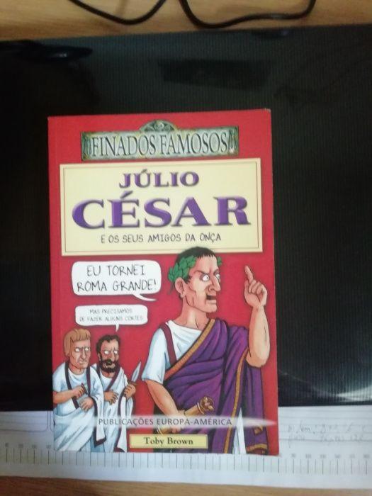 Finados Famosos: Júlio César