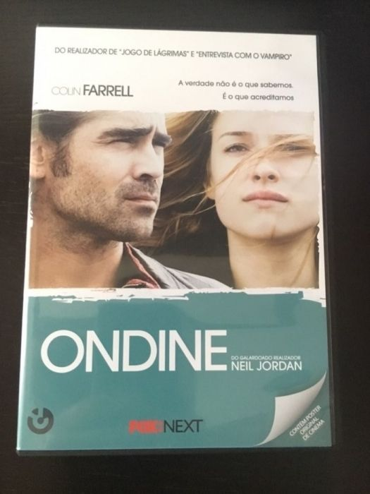 DVD Filme Ondine