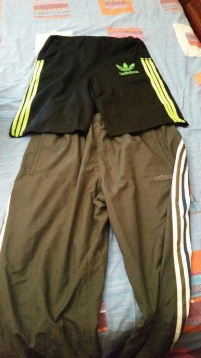 calças desportivas Adidas