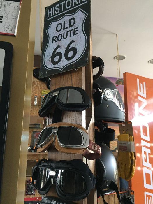 5de43c8da Óculos Bandit ORIGINAIS moto chopper cafe scrambler
