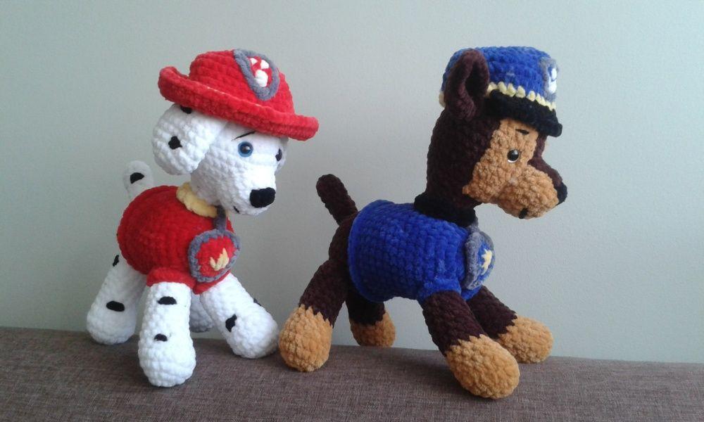 Amigurumi crochet bunny - a gift idea for a child - WyTenTeguj | 600x1000