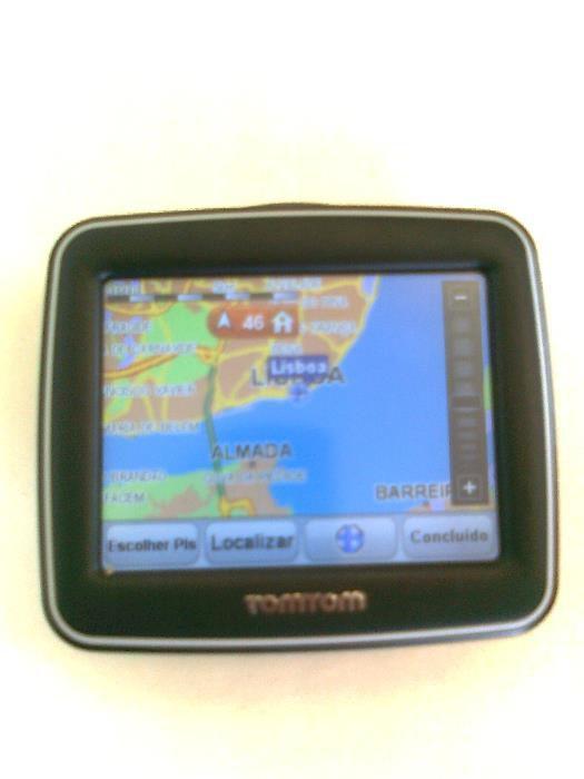 GPS TomTom START, como novo