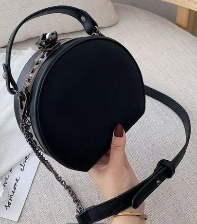 unikalne na ramię, torebki okrągła szydełkowa torebka