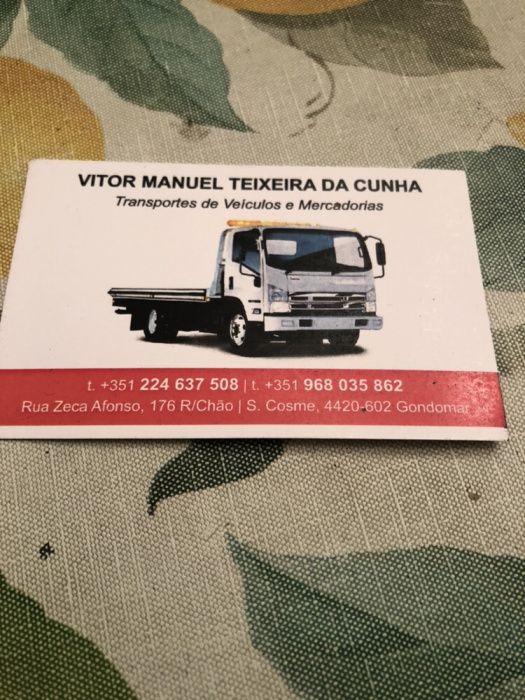 Serviço de reboque Gondomar (São Cosme), Valbom E Jovim - imagem 2