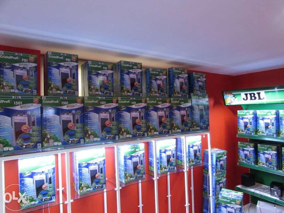 Filtros para aquario JBL greenline e1501