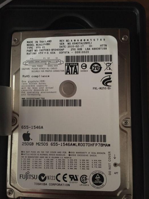 Disco rígido original Apple 256 Gb