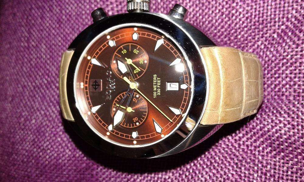df8ea0bf3c9 Relógio de pulso ZODIAC 1882