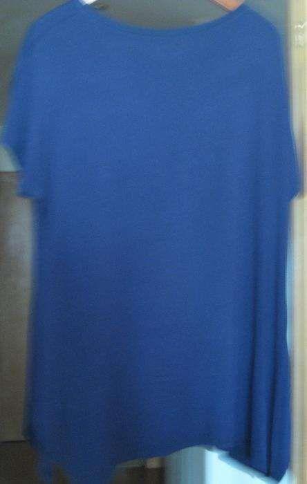 Camisola tamanho grande com desenho em brillhantes Bonfim - imagem 3