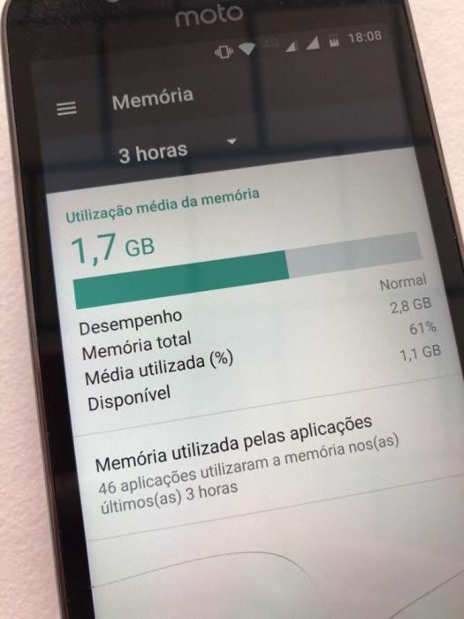 Motorola G5 - 16GB/3GB Ram Seixal, Arrentela E Aldeia De Paio Pires - imagem 5