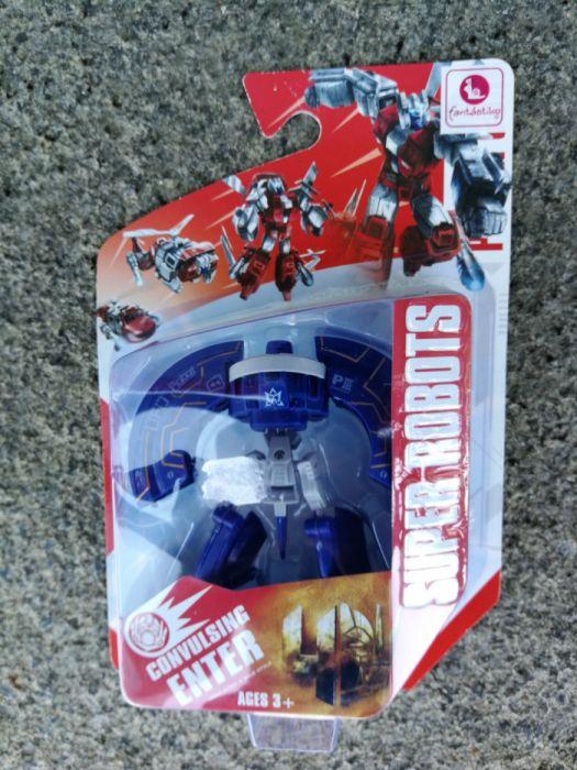 Transformers - figura Cosmos bootleg Universe Legends nova em caixa