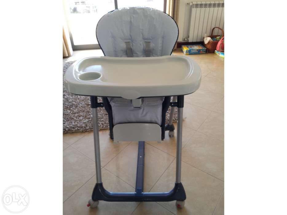 Cadeira para refeição(multifunções) - Prima Pappa