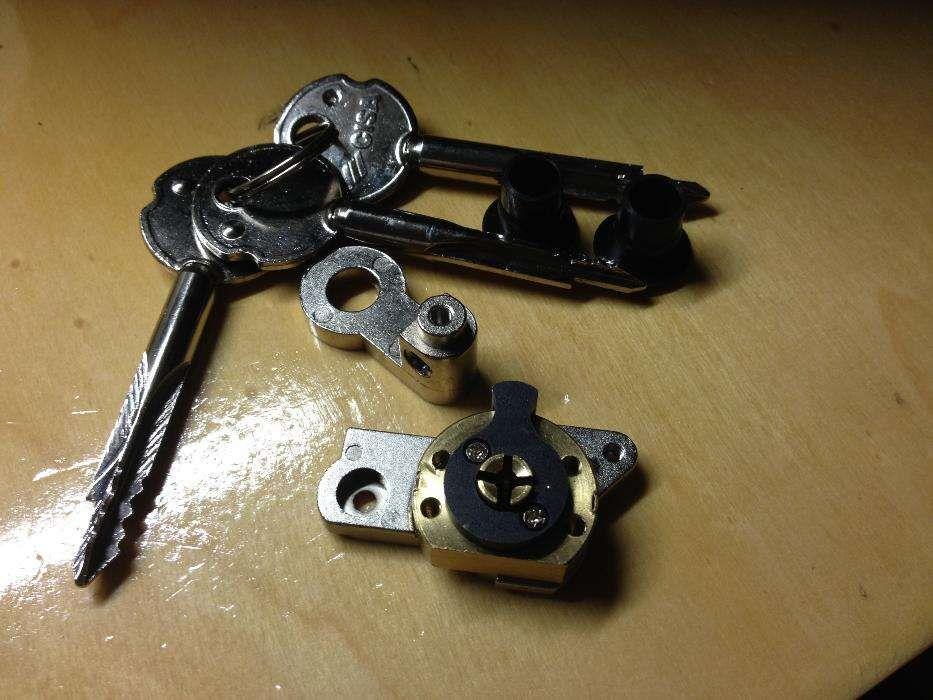 canhao de chave cruz
