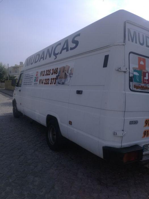 Mudanças e transportes todo o país LowCost