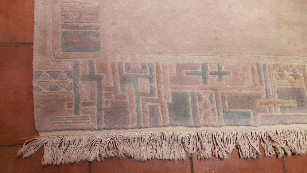 Carpete Nepal 100% Lã - 125x185 cm