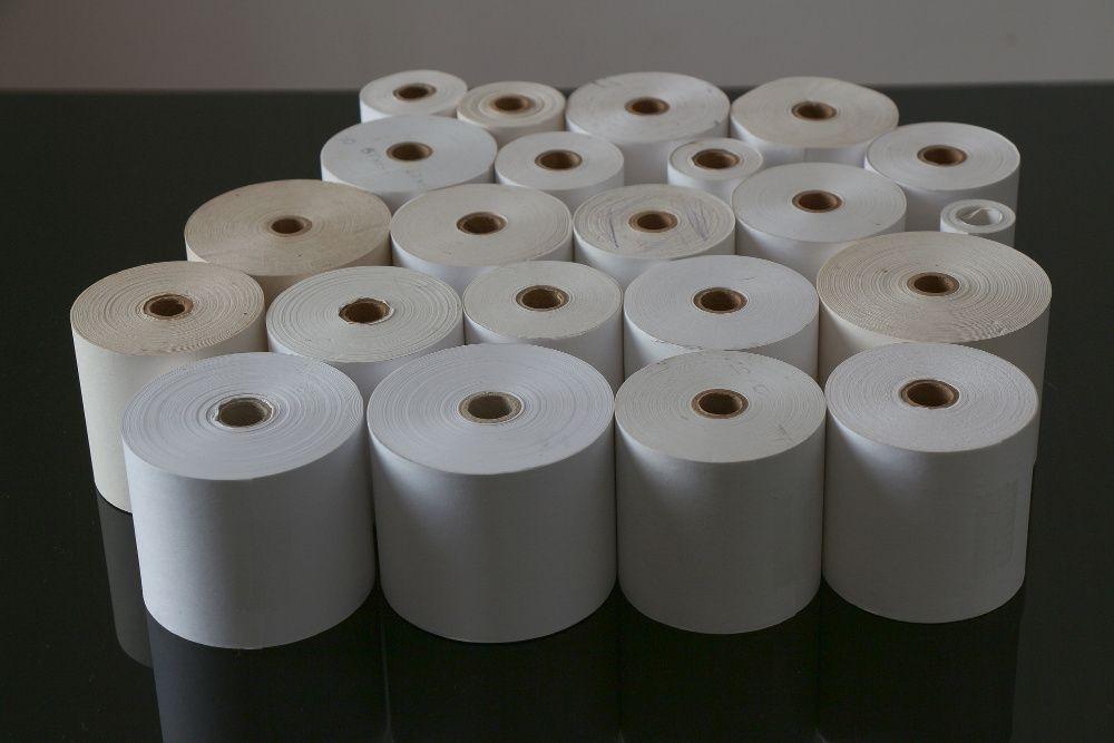 Rolos de impressão de máquina registadora - Papel térmico