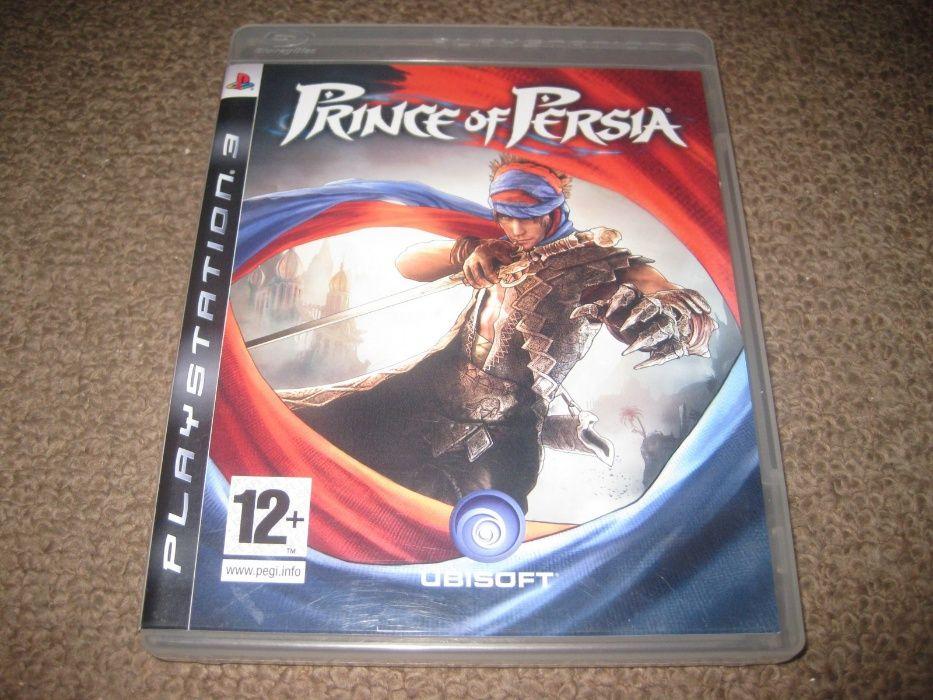 "Jogo ""Prince Of Persia"" para PS3/Completo!"