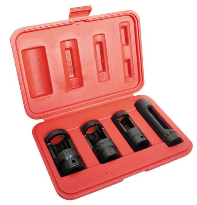 Kit Chave Injectores Diesel - 4 Pc