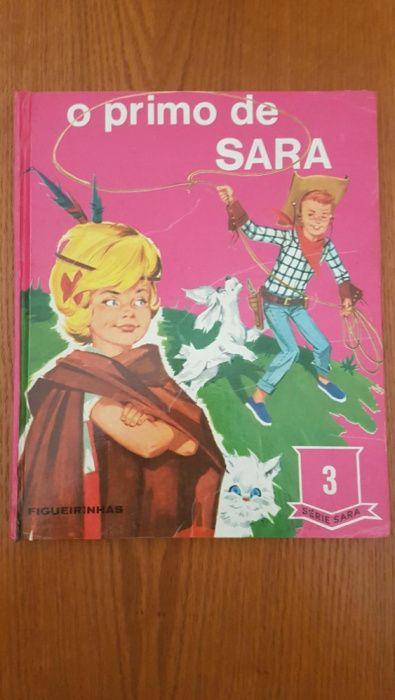 Livro: O primo de Sara (Série Sara, 3) - Livraria Figueirinhas - Porto