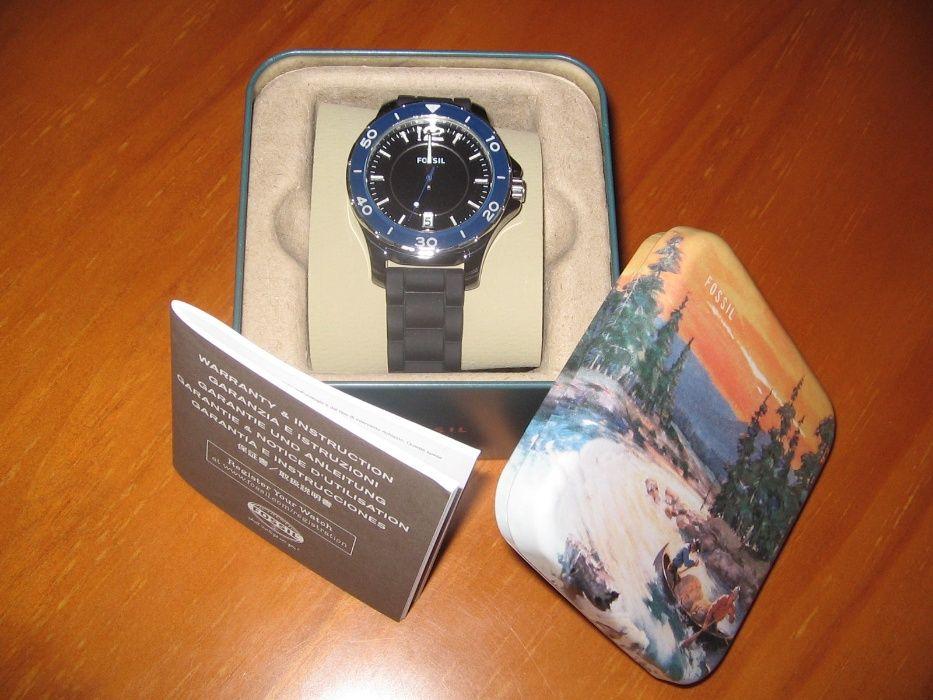 05e6d8cd81e Relógio marca Fossil novo nunca usado