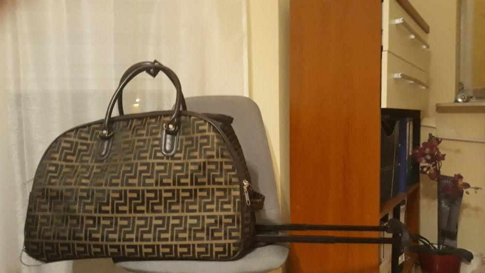 torby poróżne duże na kóókach olx