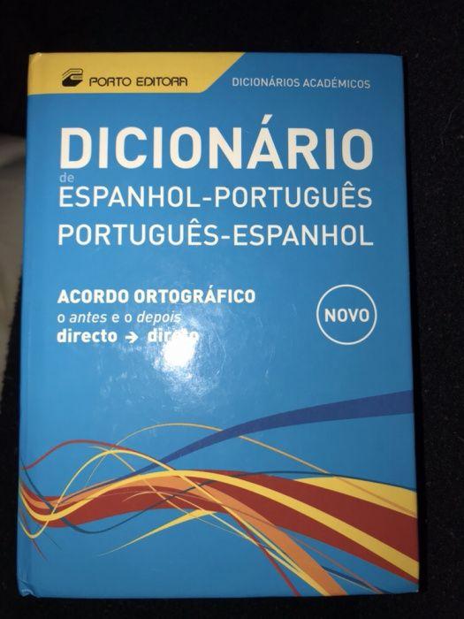 Dicionário Espanhol-Português Português-Espanhol